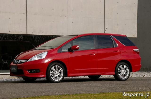 Honda จะเปิดตัว Honda Fit shuttle ซับคอมแพคคาร์