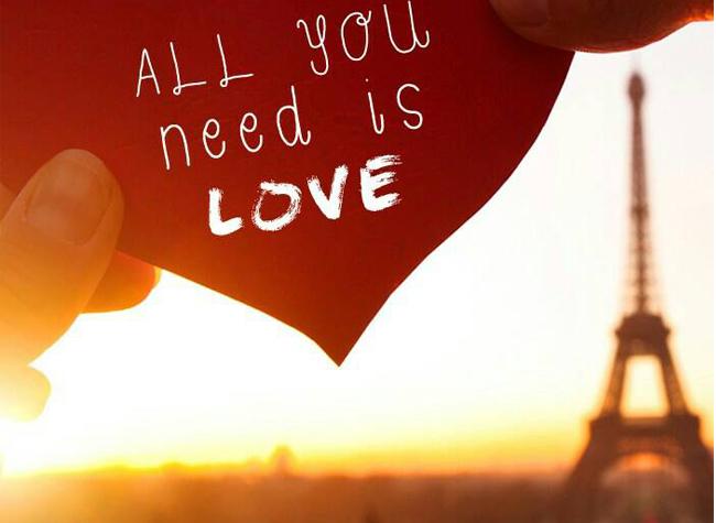 จงฟังเสียงของความรัก