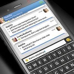 BlackBerry ไม่ยอมแพ้ เปิดรุ่น Z3 มากับจอสัมผัส 5 นิ้ว รุกตลาดอินโดนีเซีย