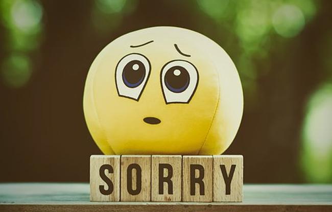 วิธีการขอโทษ แบบแนบเนียน