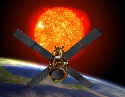 ยืนยันพายุสุริยะจากดวงอาทิตย์โจมตีโลกในปี20%201220%จริง